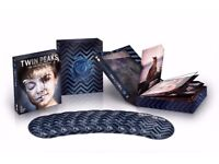 Twin Peaks - The Entire Mystery - Blu-ray Box Set Collection - TV Series - 10 Disc Set Bluray Boxset