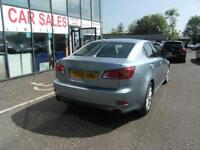 LEXUS IS 2.5 250 SE-I 4d AUTO 204 BHP (blue) 2009