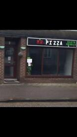 Pizza driver required