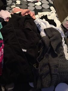 Lot of size XL clothes