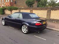 2001 BMW 330ci Se Convertible e46 AUTOMATIC