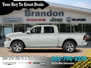 2015 Ram 1500 Longhorn - Bluetooth -  Navigation -  Power Seats