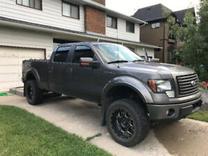 2011 Ford F-150 FX4 Lifted Pickup Truck