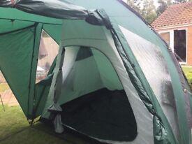 6-8 birth vango rio tent