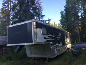 Toy Hauler just in time for hunting season