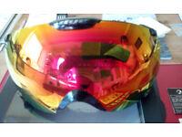 dye goggles