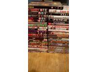 54 dvds job lot allsorts of films