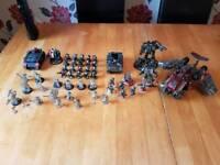 Games Workshop Warhammer 40k Space Marines Eldar for sale