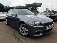 2012 BMW 520d M Sport Touring Auto **Heated Leather - Nav - Full History**