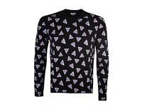 Kenzo Bermuda Sweatshirt Black (new with tags)