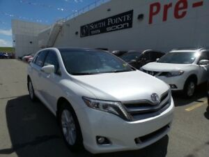 2014 Toyota Venza LIMITED | Navigation | Sunroof/Moonroof