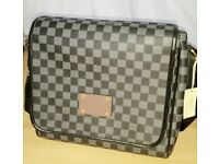 Brown Shoulder Louis Vuitton bag Messenger Lv bag £45