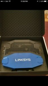 Linksys wrt 1900ac network router