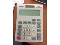 Casio MX-8S calculator