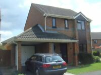 Large detached 3 bedroom house in Marcham Nr Abingdon