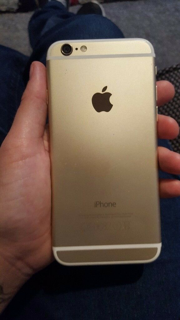 Iphone 6 rose goldin ManchesterGumtree - Iphone 6 rose gold mint condition 16gb on 02 giff gaff Tesco comes with box wire no plug put it back on due to time waster saying there coming and dont turn up so lowerd the price grab a bargain no offers