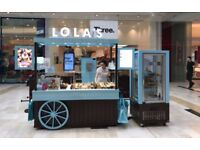 (WESTFIELD WHITE CITY) LOLA'S CUPCAKES - full time - Join our team for a great career!