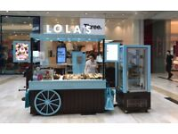 (WESTFIELD WHITE CITY) LOLA'S CUPCAKES - full time time - Join our team for a great career!