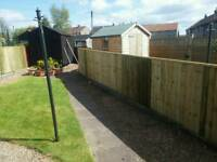 Garden Fencing gates & decks