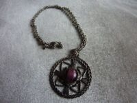Collectible old? Vintage? Celtic Miracle necklace