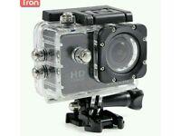 GoPro HD DV Water Resistant 30m + Accessories