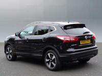 Nissan Qashqai N-CONNECTA DCI (black) 2016-12-13