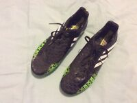 ADIDAS PREDITOR FOOTBALL BOOTS SIZE ADULT 7