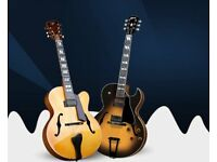 Smooth Jazz Guitarist Wanted For The UK's #1 indie Smooth Jazz Artist!
