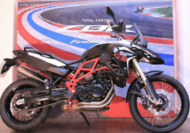 BMW F 800 GS LOW CHASSIS