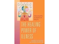 The Healing Power of Illness Paperback Book by Ruediger Dahlke.