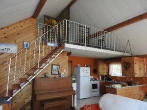 3 Bedroom Lakeview cabin at Golden Sands Turtle Lake-Ref #150088