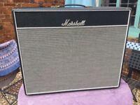 Marshall JTM 45 clone in Bluesbreaker cab. Built by Marshall designer James Marchant.