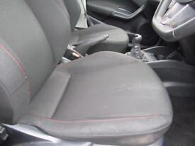 SEAT IBIZA 1.6 CR TDI FR 5d 104 BHP (black) 2014