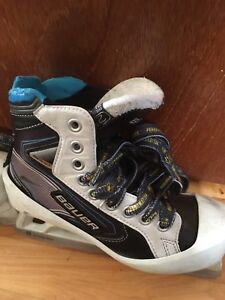 Junior goalie skates/ patins de gardien