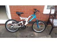 "Etna Vertigo 20"" Mountain Bike/Bicycle for kids, like new £25"