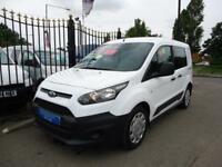 2014 FORD TRANSIT CONNECT 1.6TDCi ( 95PS ) 220 Double Cab-in-Van L1 CREW VAN
