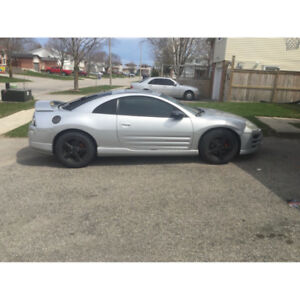 2003 Mitsubishi Eclipse GT Manual