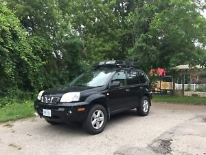 Nissan x- trail 2005 4x4! Safetied E tested