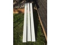 PVC Low Profile Ducting & Connectors/Reducers Bundle