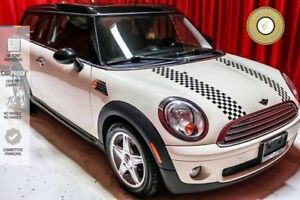 2009 Mini Cooper Clubman LEATHER! DUAL MOONROOF!