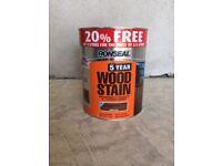 Wood Stain - Ronseal - Dark Oak