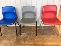Retro Childs Nursery Chairs