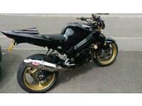 GSXR 1000 streetfighter