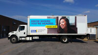 Canada's #1 Mobile Billboard Advertising that Works Immediatly!