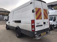 IVECO DAILY 65C18 XXLWB, 3.0HPI, 2008REG, FRIDGE(up to -5) FOR SALE