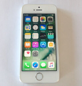 Bell / Virgin iPhone 5S 16GB Gold in good Condition $140