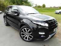 2013 Land Rover Range Rover Evoque 2.2 SD4 Dynamic 5dr Auto Keyless! Rear Cam...