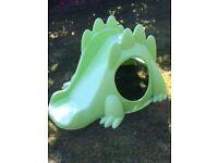 Kids dinosaur slide