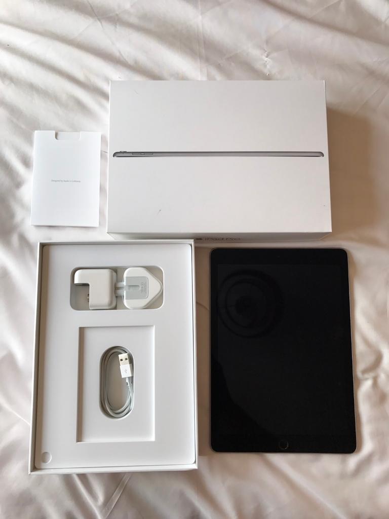 """iPad Pro 9.7"""" Space Grey 32gb Wifi"""