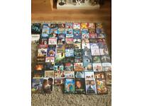 78 dvds. Some classics
